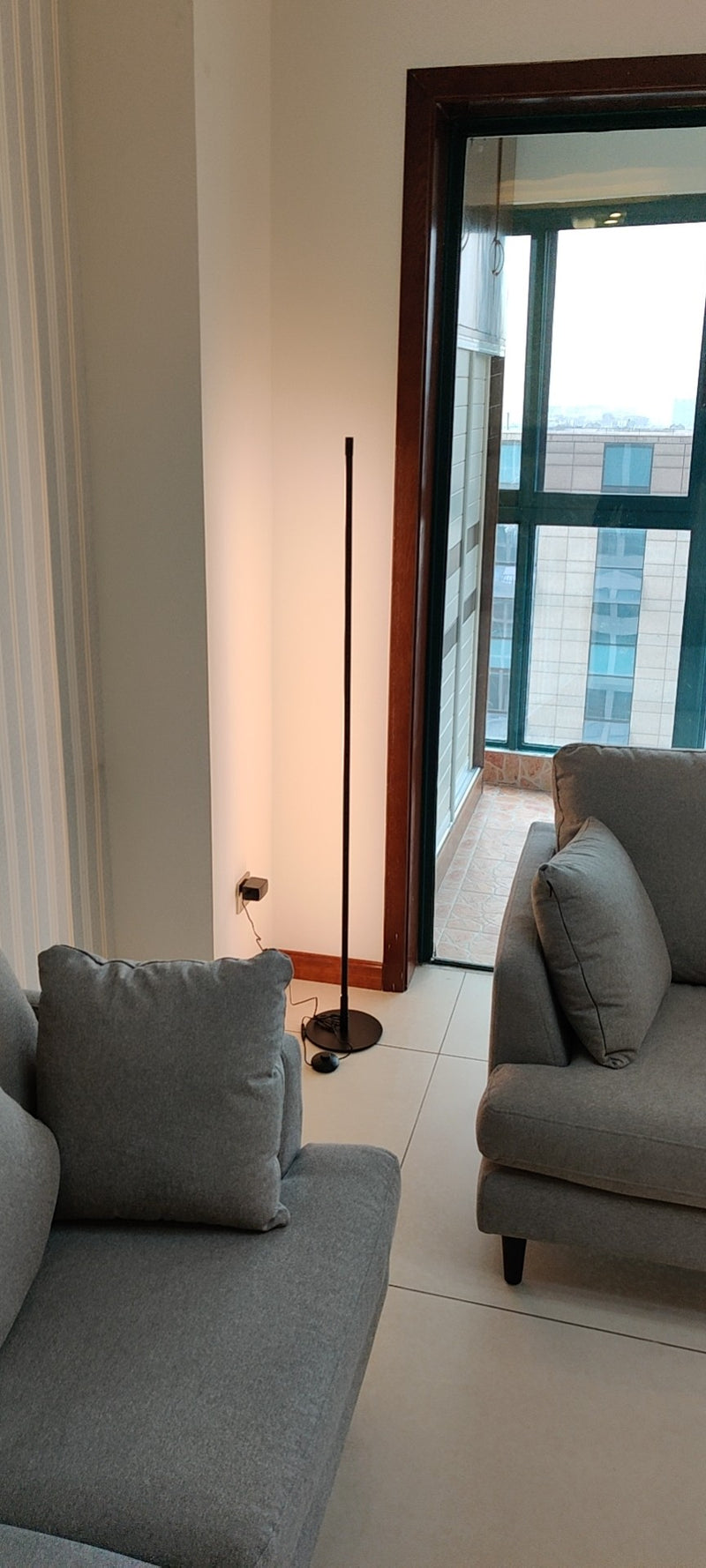Linear LED Floor/Table lamp