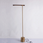 Linear Wood LED Task Light