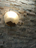 Pure copper and marble Wall Lamp