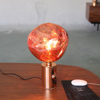 Melt floor and table lamp replica