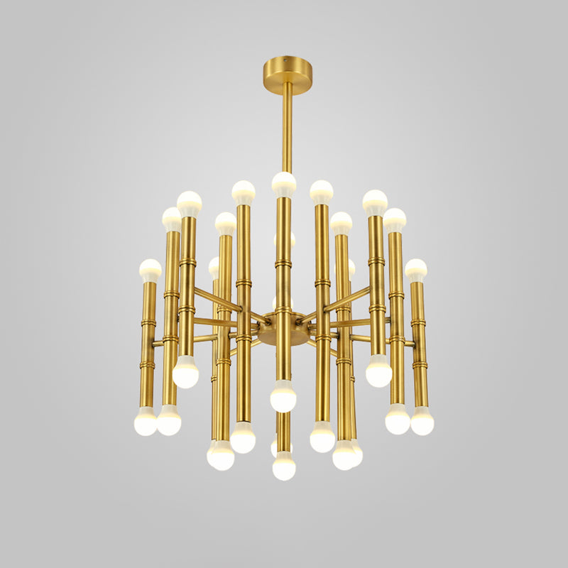 Meurice Chandelier and wall lamp