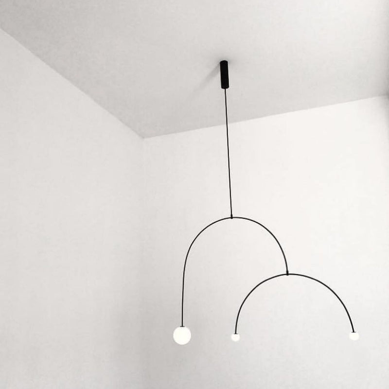 Mobile chandelier Pendant