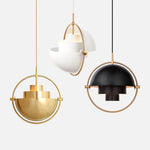 Multi-Lite pendant light replica
