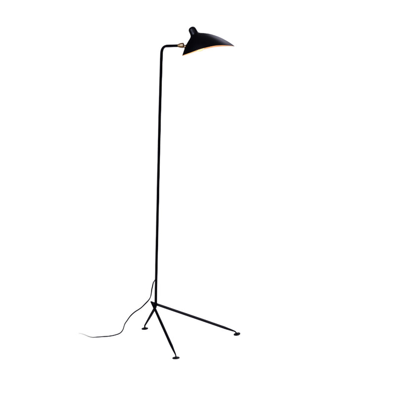 Serge mouille  floor lamp