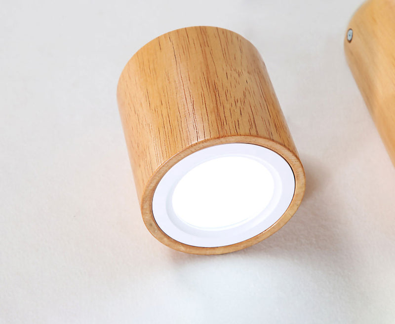 Wood Ceiling lamp