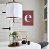 Ay illuminate pendant light