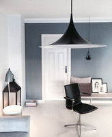 Semi pendant light