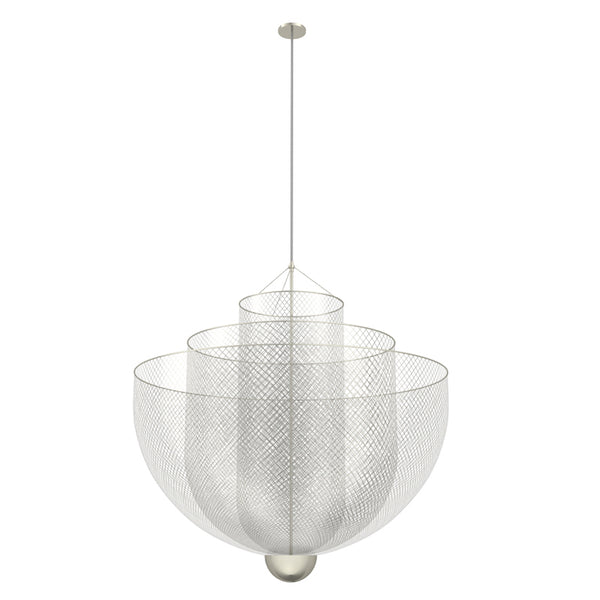 Meshmatics chandelier replica