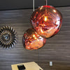 Melt pendant light