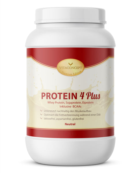 PROTEIN 4 Plus Neutral