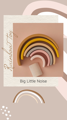 Big little noise rainbow