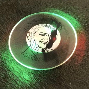 NEW: LED 3 Option Light up Coaster