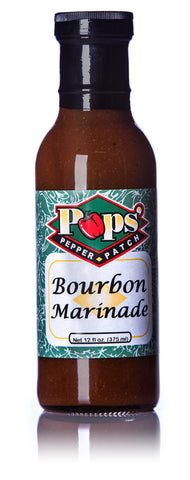 Pops' Bourbon Marinade