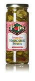 Pops' Pepper Patch Extreme Heat Habagardil Pickles - 16 oz.