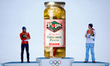 Extreme Heat Olympic Pickles