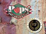 Pops' Pepper Patch 25th Anniversary