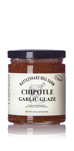 Rattlesnake Hill Farm Chipotle Garlic Glaze - 10 oz.