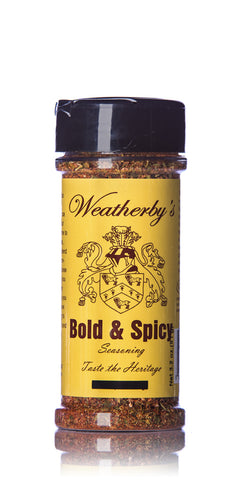 Weatherby's Bold & Spicy Seasoning - 5 oz.