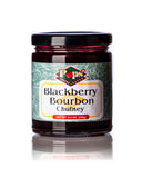 Blackberry Bourbon Chutney