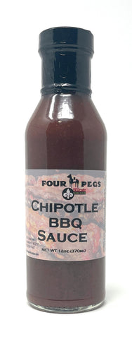 Four Pegs Chipotle BBQ Sauce