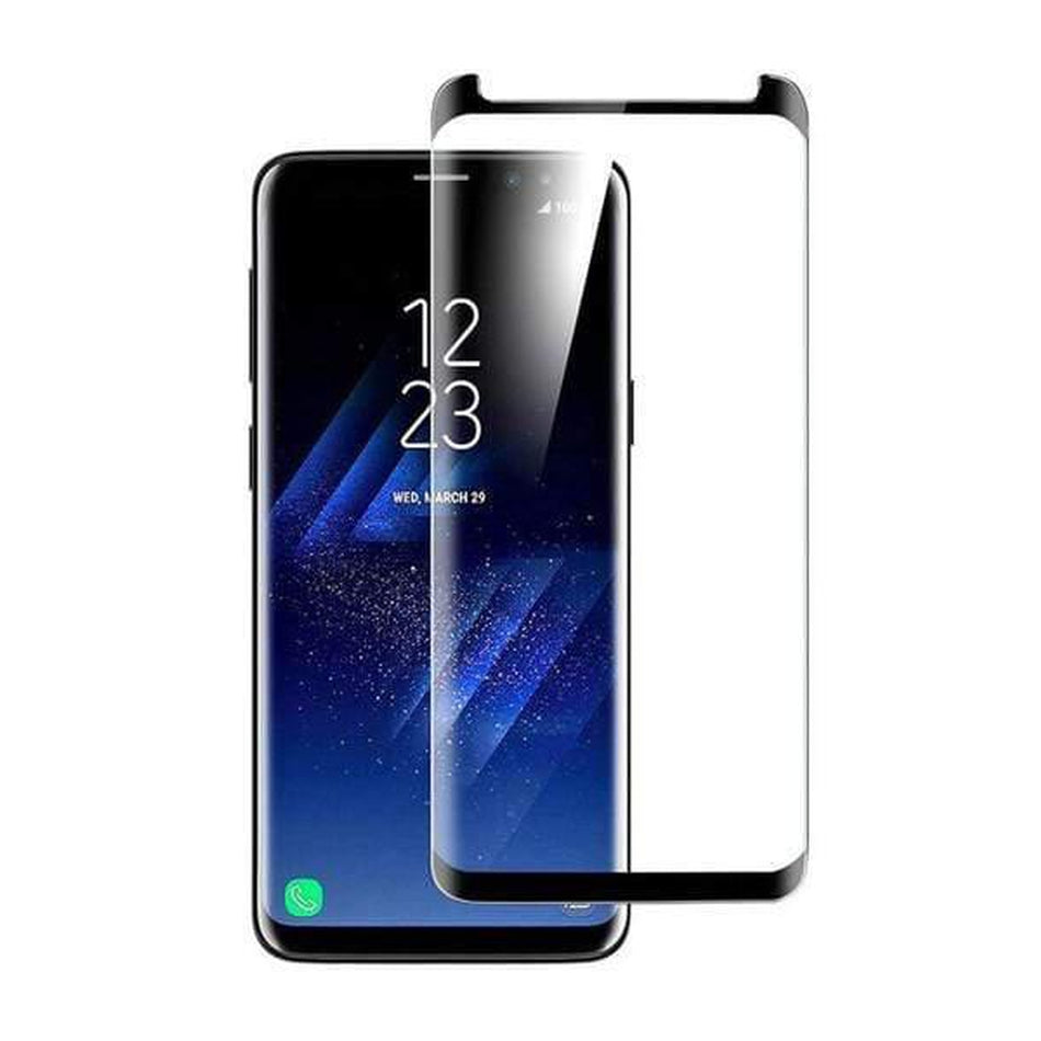 Samsung S8 tempered glass - The Fone Store