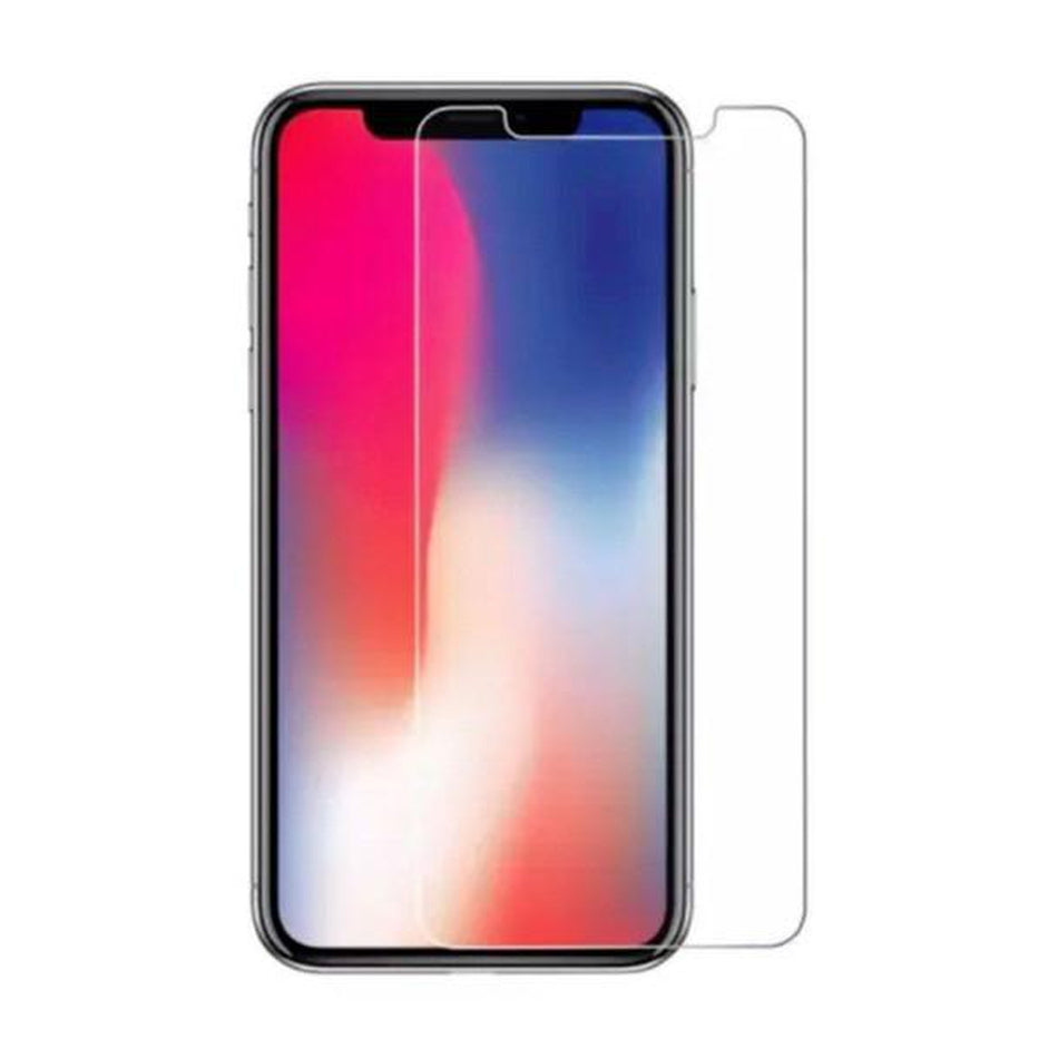 iPhone X tempered glass - The Fone Store