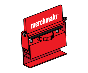 The Merchmakr Hot Swap Clamp