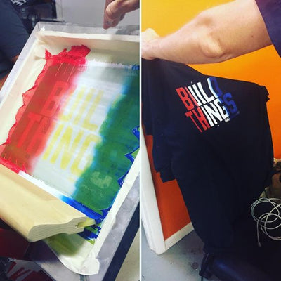 Workshop: How to Screen Print with Merchmakr