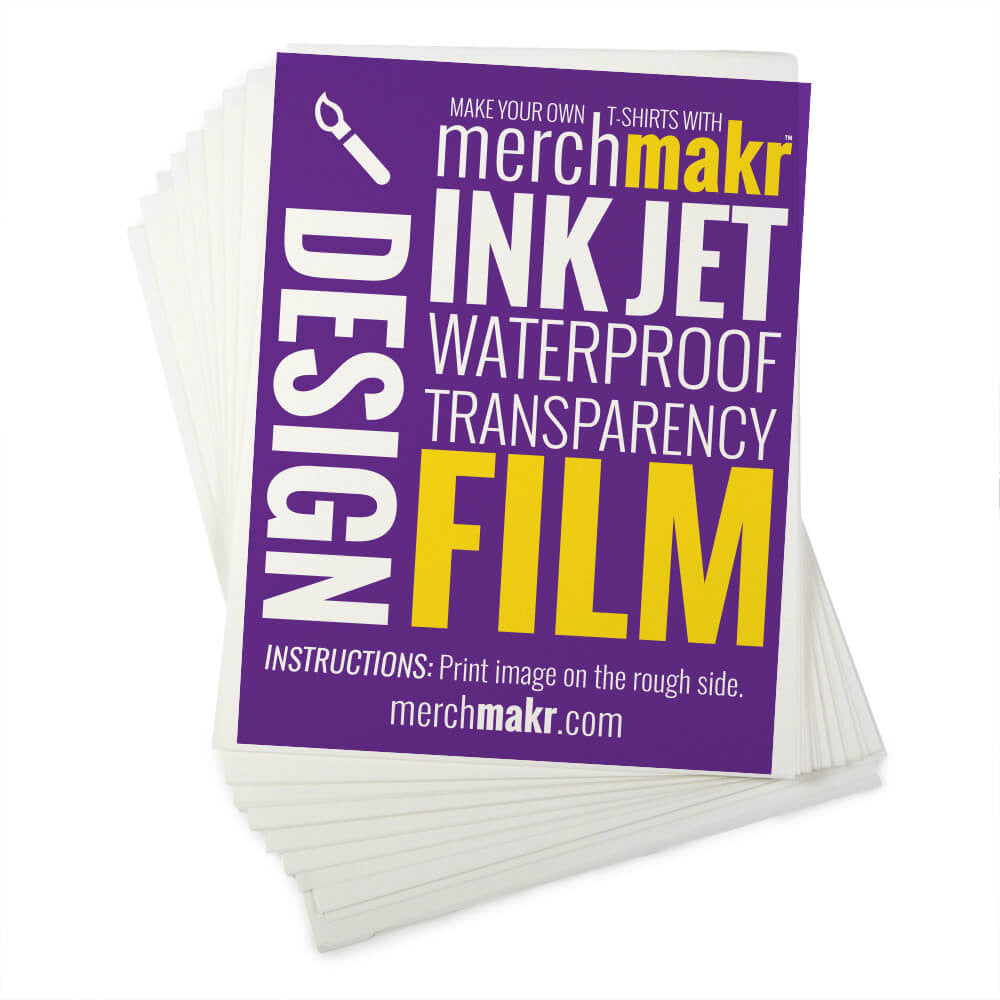 Inkjet Transparency Film 13