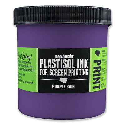Purple Rain 7679 Merchmakr Plastisol Ink for Screen Printing