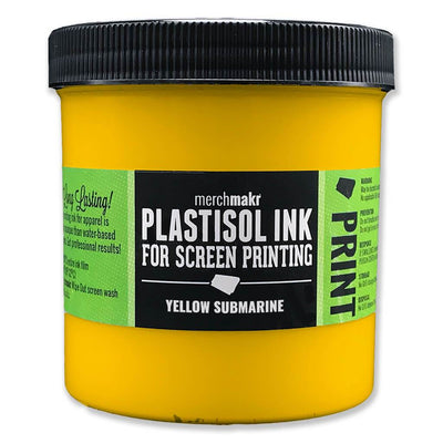 Yellow Submarine 7548 Merchmakr Plastisol Ink for Screen Printing