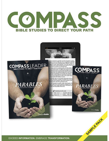 Compass Sample Pack