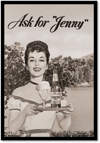 Poster - Ask for Jenny