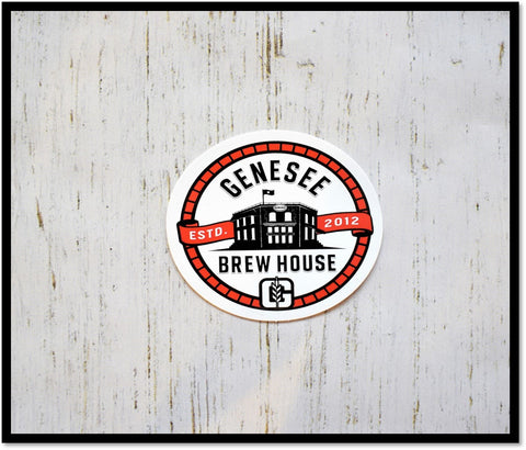 Brew House Sticker