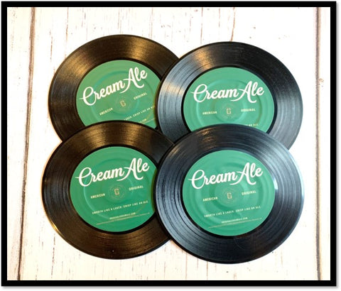 Cream Ale Coaster