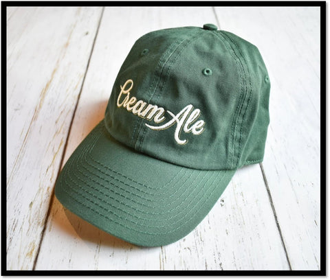 Cream Ale Adjustable Hat