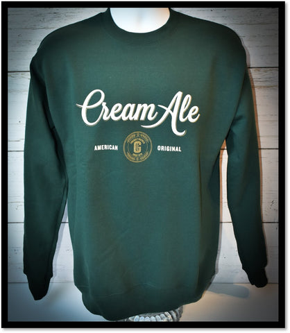 Cream Ale Crew Neck