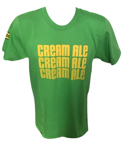 Cream Ale Fade T-Shirt