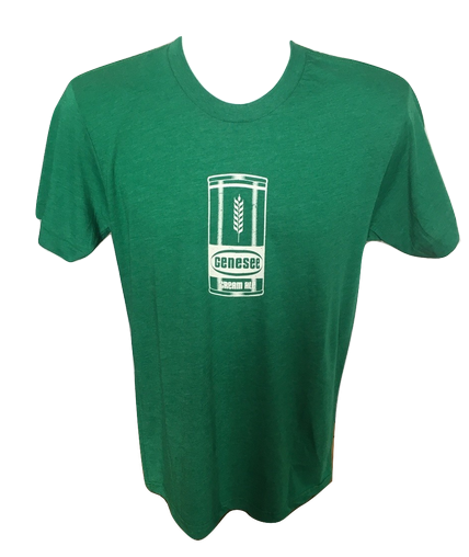 Genesee Cream Ale Green Can Tee