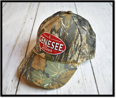 Genesee Camouflage Hat