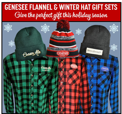Gift Set: Flannel & Winter Hat