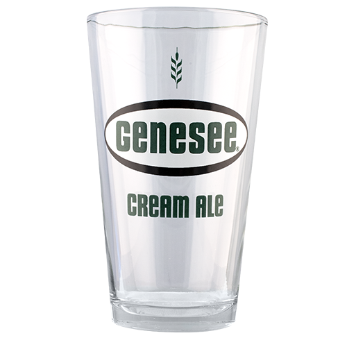 Cream Ale Pint Glass
