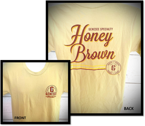 Honey Brown Tee