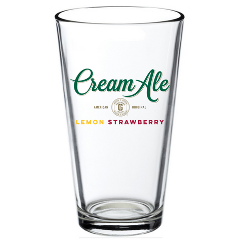 Lemon Strawberry Cream Ale Pint
