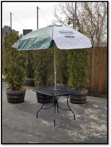 Cream Ale Patio Umbrellas