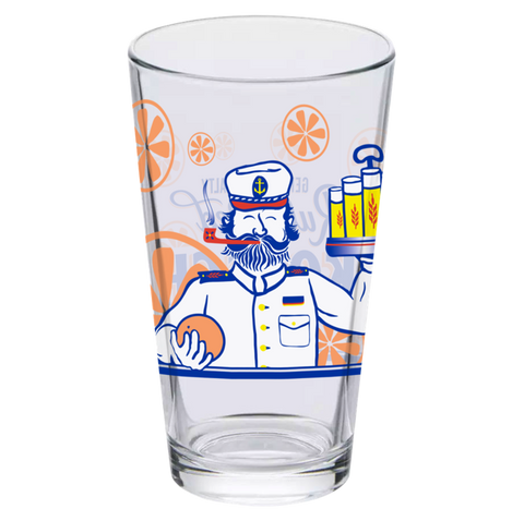 Kolsch Specialty Pint Glass