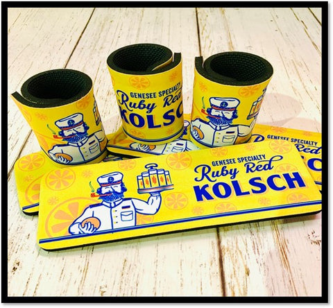Kolsch Slap Can Cooler
