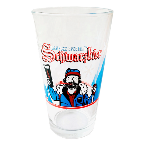 Schwarzbier Pint Glass