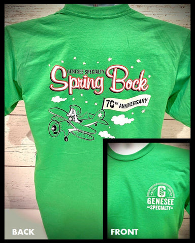 Spring Bock 70th Anniversary Tee
