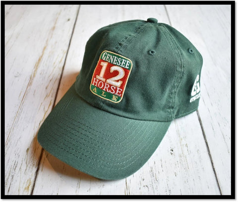 12 Horse Adjustable Hat